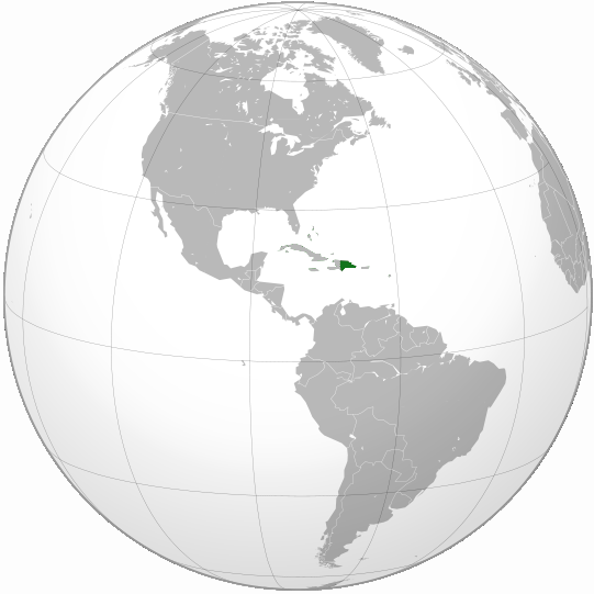 Dominican Republicmap