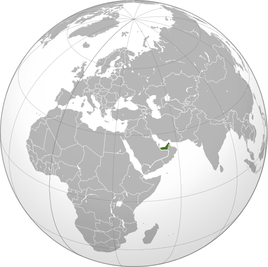 United Arab_Emiratesmap